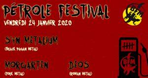 PétrolE Festival ! @ BFM